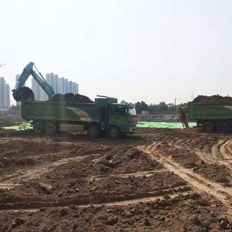 蒙城县渣土运输