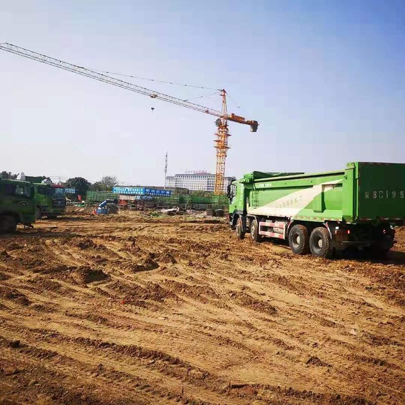 亳州市渣土运输