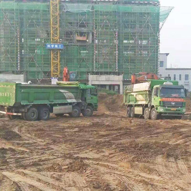 谯城区渣土运输