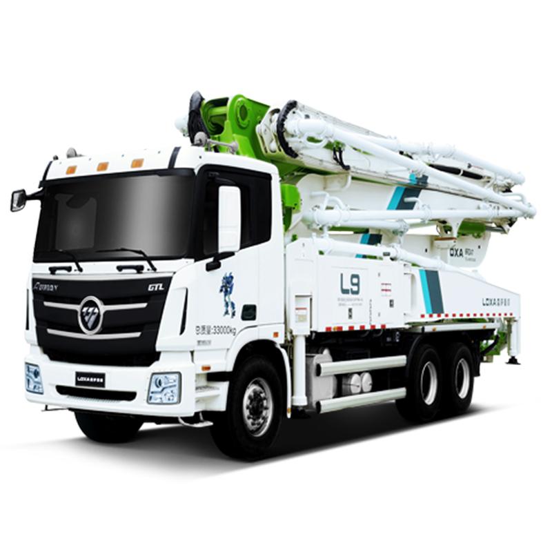 雷萨L9泵车
