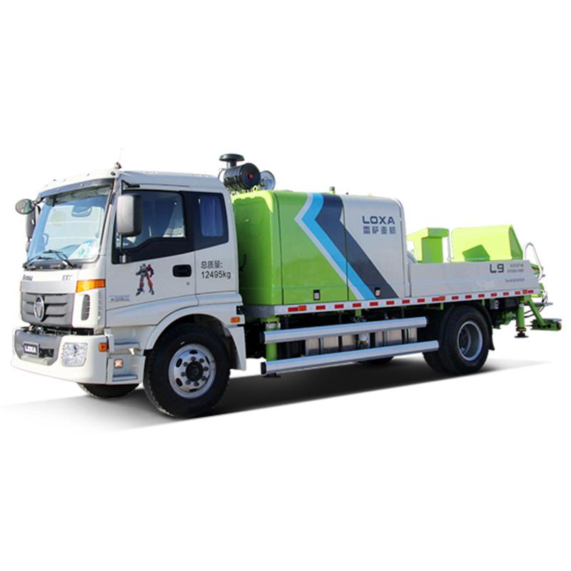 雷萨L9车载泵